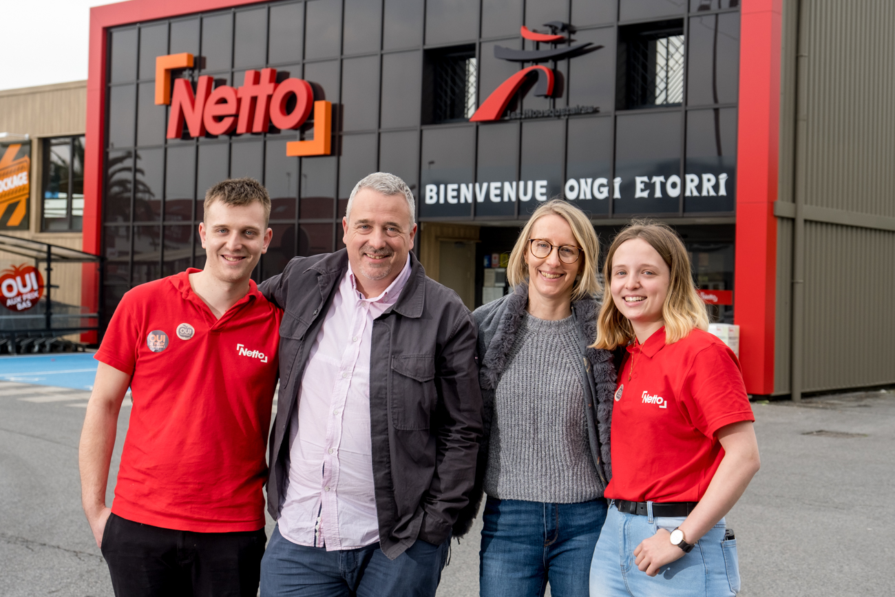 Netto Anglet 0200W