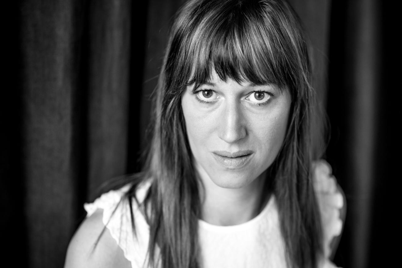 Nathalie Vergès Photographe Portrait Noir et blanc